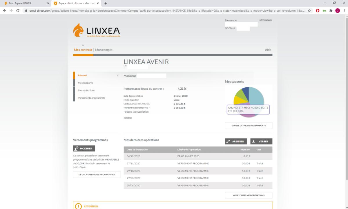 Linxea-30-resume