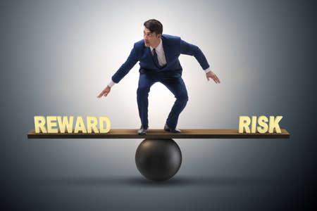 risque-rendement-balance